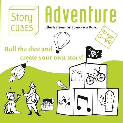Story Cubes Adventures por Francesca Rossi