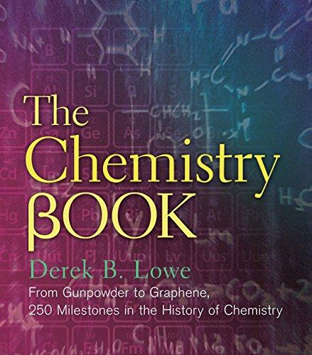 The Chemistry Book: From Gunpowder to Graphene, 250 Milestones in the History of Chemistry (Sterling Milestones) (English Edition) por Derek B Lowe