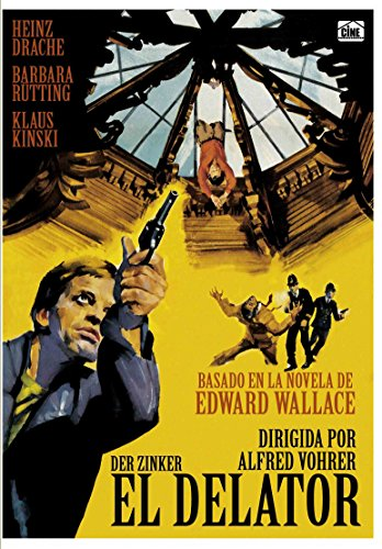 Der Zinker - El delator (DVD) - Alfred Vohrer.