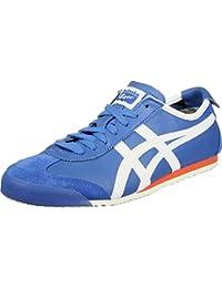Chaussures De Fitness Unisexe Adulte De Messico 66 Asics CgIH2Sda