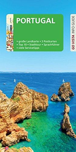 GO VISTA: Reiseführer Portugal: Mit Faltkarte und 3 Postkarten (Go Vista Info Guide)