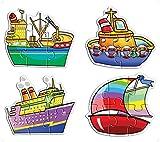 Creative Educational Aids 0771 Puzzle (6...