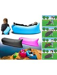 Trade shop–Sofa Sac gonflable matelas plage Air Relax piscine canapé Hamac Pouf