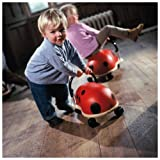 Wheely Bug 4260223370106 Tiger (klein), Rutscher, Kinderrutscher, Rutschfahrzeug