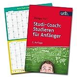 Endlich studieren!: Der perfekte Start mit Studi-Coach und Studi-Planer