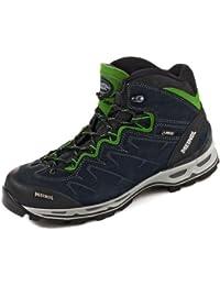 Meindl Durban Gtx Dark Outdoor Scarpe da passeggio scarpe marrone, Marrone, 42.5