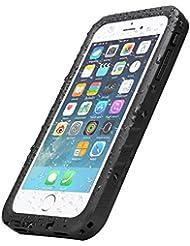 Funda Impermeable para iPhone 7, a Prueba de Polvo, de Nieve y de Choque, Funda Protectora Delgada para el iPhone 7 4.7
