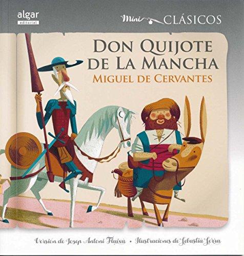 Don Quijote de la Mancha (Mini Clásicos) por Miguel De Cervantes Saavedra