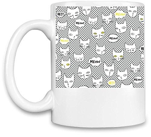 Animal Print Kaffee Becher - Animal-print Becher Kaffee