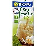 Bjorg - Boisson Soja Vanille Bio - (Prix Par Unité ) - Produit Bio Agrée Par AB