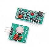 Kabellos 433 Mhz RF Sender Empfänger Receiver Module Arduino Wireless Transmitter Set