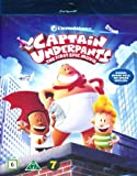 Captain Underpants: The First Epic Movie (Blu-ray) (Import regionfree)