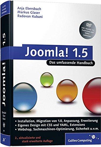 Joomla!: Das umfassende Handbuch (Galileo Computing)