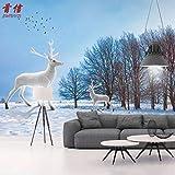 Murale stereo senza cuciture del sofà del salone della camera da letto del hd della carta da parati della scena della TV della scena della n Carta Da Parati moderna 3D Fotomurali spiaggia-250cm×170cm