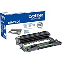 Brother DR2400 Drum Unit, Brother Genuine Supplies, Black