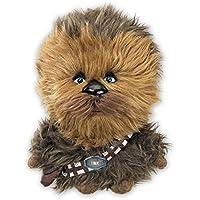 Star Wars Episode 7 Medium Soundfigur Chewbacca Plüschfigur (H: 19cm)