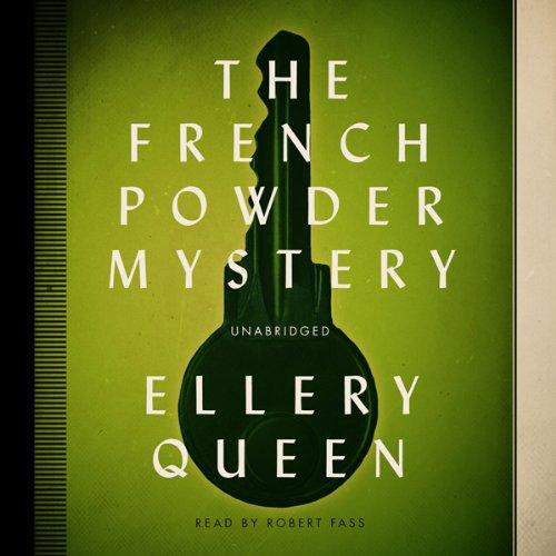 The French Powder Mystery  Audiolibri