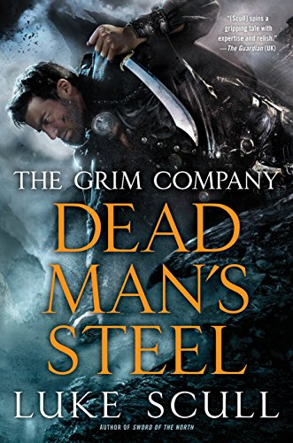 Dead Man's Steel Cover Image