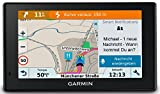 Garmin DriveSmart 51LMT-S 5-inch Sat Nav with Lifetime Map Updates for UK, Ireland and Full Europe, FREE Live Traffic and Built-in Wi-Fi