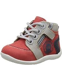 Kickers Bamby, Zapatos de Cordones Derby para Niños