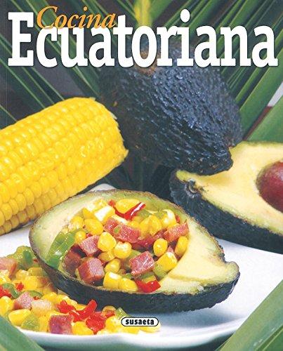 Cocina ecuatoriana por Concha López