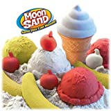 Moon Sand Ice Cream Sundae