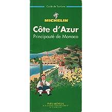 Cote d'azur , principauté de monaco / Guide de tourisme michelin