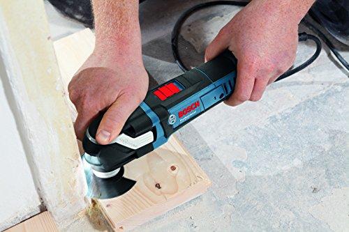 Bosch Professional Multi-Tool GOP 40-30 Anwendung