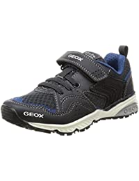 Geox Jungen J Bernie C Low-Top