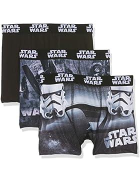 Star Wars Jungen Boxershorts 3er Pack