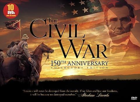 Civil War: 150th Anniversary Collector's Edition [Import USA Zone 1]