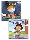 Samuel / The Little Maid (Little Bible Heroes)