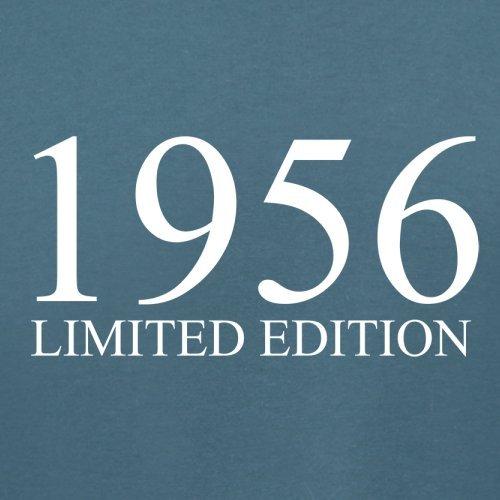 1956 Limierte Auflage / Limited Edition - 61. Geburtstag - Damen T-Shirt - 14 Farben Indigoblau