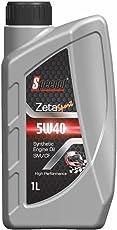 Speedol Zeta Sport 5W40 Fully Synthetic Oil