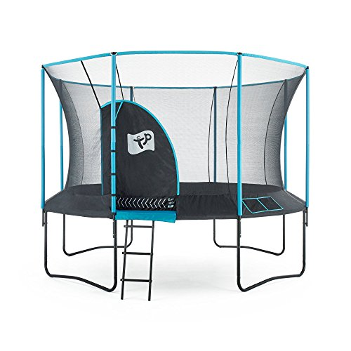 TP Toys 12 ft Genius Round Trampoline Best Price and Cheapest