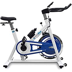 Bodymax B2 Exercise Bike - White