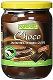Rapunzel Choco, Zartbitter Schokoaufstrich HIH, 2er Pack (2 x 500 g)