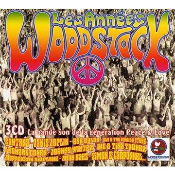 Les Années Woodstock. La bande son de la génération Peace & Love