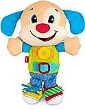 Fisher-Price FBP23 Mattel FBP23-Lernspaß Anzieh-Hündchen