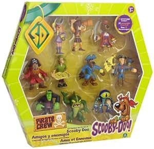Scooby doo pirate crew jeux et jouets - Jouets scooby doo ...