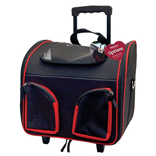 ROSEWOOD Pet Travel Trolley