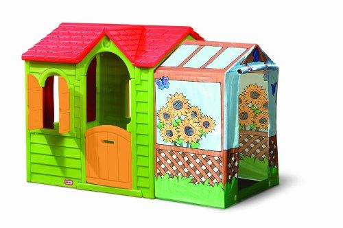 Little Tikes 490A00060 - Casetta per giardino, colore:, usato usato  Spedito ovunque in Italia