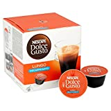 Nescafe Dolce Gusto Lungo Decaf 112g