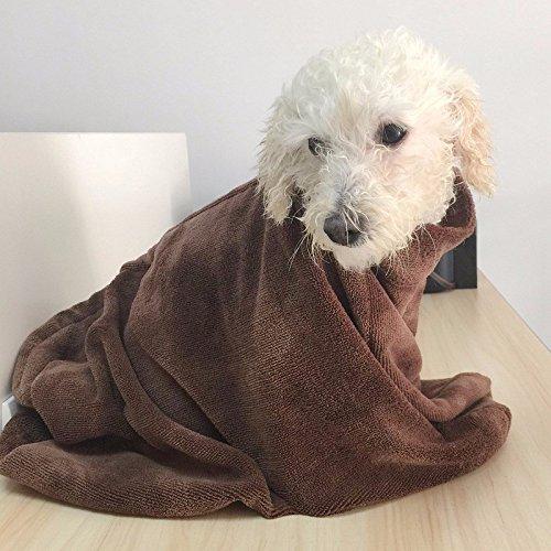 Pet Online Ropa de perro ultrafinas super absorbentes de secado rápido...