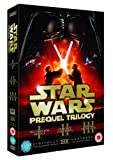 Star Wars Prequel Trilogy: Episodes I, Ii And Iii [Edizione: Regno Unito] [Edizione: Regno Unito]