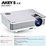 KAIDILA Full-HD-Projektor AKEY5 up 1920 * 1080P