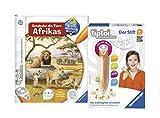 Tiptoi Buch Entdecke die Tiere Afrikas 005895 und Stift 9120055081333