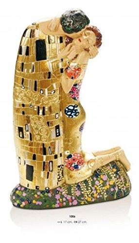 Casa Padrino Wunderschöne Figur Gustav Klimt: 'Der Kuss'