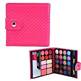 Make-up Palette Kosmetik Make-up, 27 Farben Beauty Case (enthalten: Lidschatten & Rouge & Face Powder & Lip Gloss), professionelle Make-up-Tools