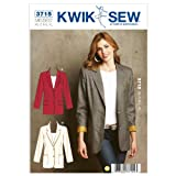 KWIK-SEW PATTERNS Blazers - XS - S - M - L - XL